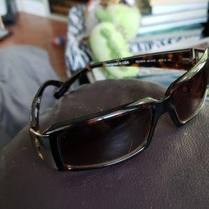 Kenneth Cole Reaction Unisex Tortoise Sunglasses